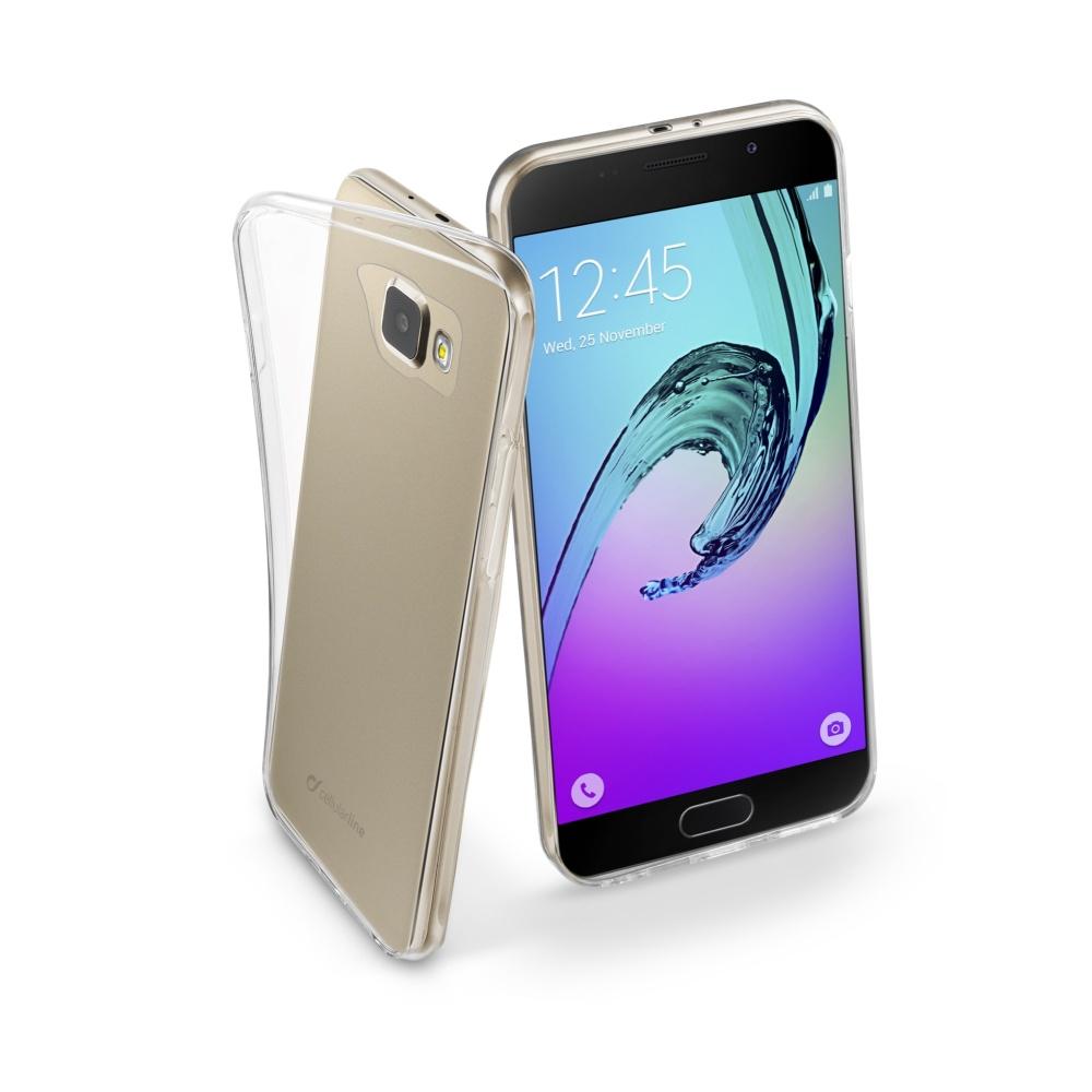 CellularLine Fine Extratenké pouzdro Samsung Galaxy A7 2016 čiré