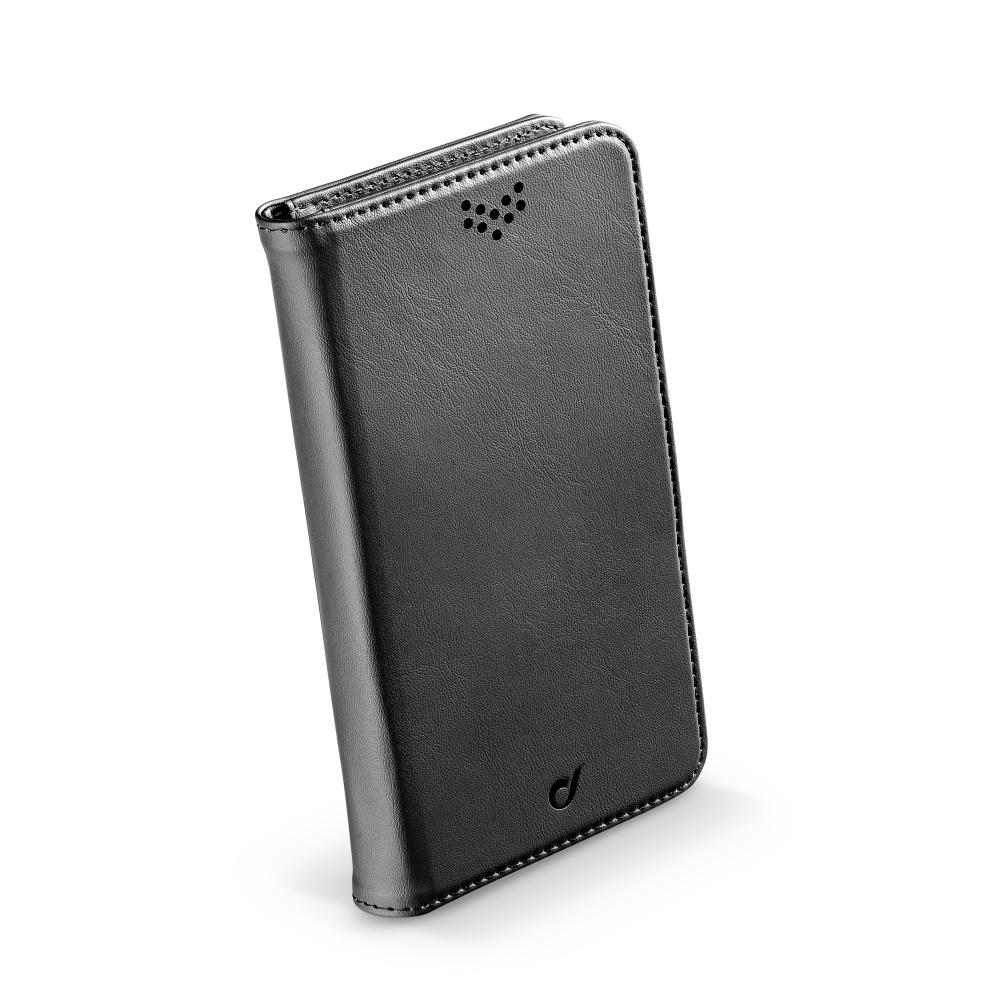 CellularLine BOOK AGENDA UNI pouzdro flip XL černé
