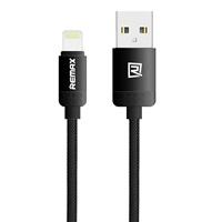 Datový kabel REMAX 1m dlouhý řada Lovely Apple iPhon 5/6 černá