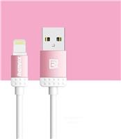 Datový kabel REMAX 1m dlouhý řada Lovely Apple iPhon 5/6 růžová