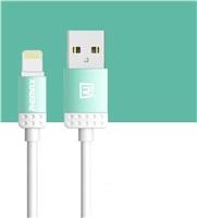 Datový kabel REMAX 1m dlouhý řada Lovely Apple iPhon 5/6 modrá