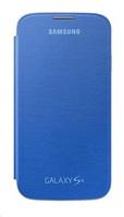 Originální pouzdro na Samsung Galaxy S4 EF-FI950BC, světle modré