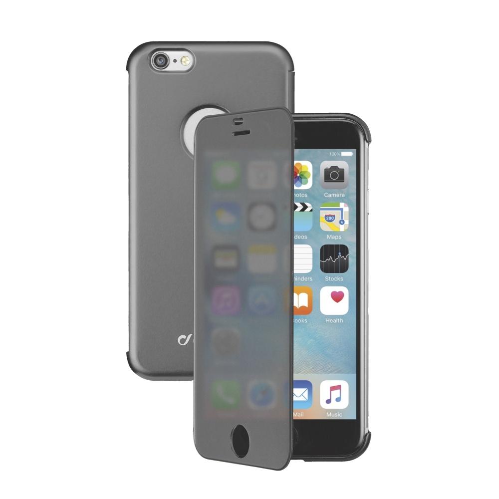 Cellularline Book TOUCH Pouzdro flip dotykové Apple iPhone 6/6s černé