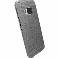 Zadní kryt Krusell FROSTCOVER pro HTC One M9, transparentní černý