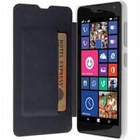 Flipové pouzdro Krusell BODEN FLIPCOVER pro Lumia 535/535 DS, černé