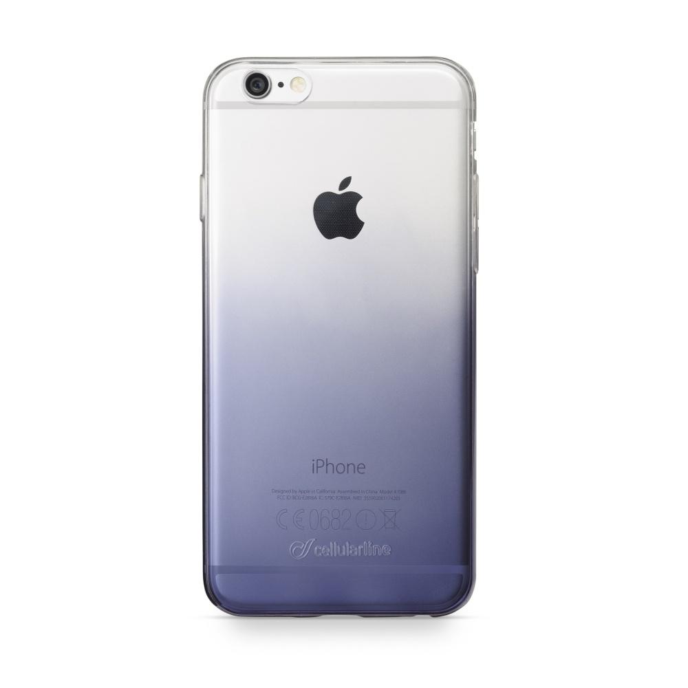 CellularLine SHADOW Ultratenké pouzdro Apple iPhone 6/6s černé