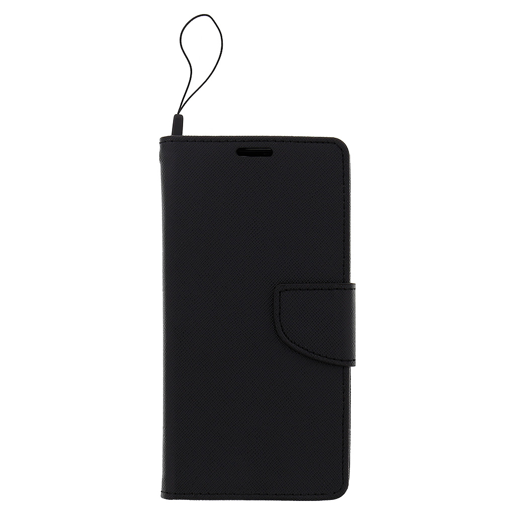 Fancy Diary flipové pouzdro pro Samsung Galaxy Core Prime černé