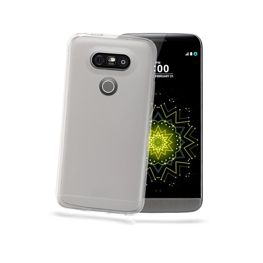 CELLY Gelskin silikonové pouzdro na LG G5 bezbarvé