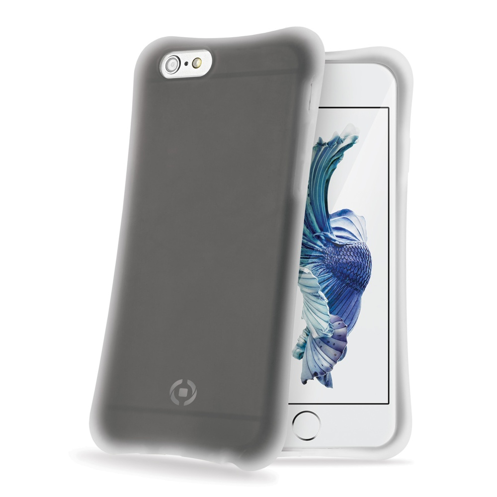 CELLY ICECUBE silikonové pouzdro Apple iPhone 6s Plus černé