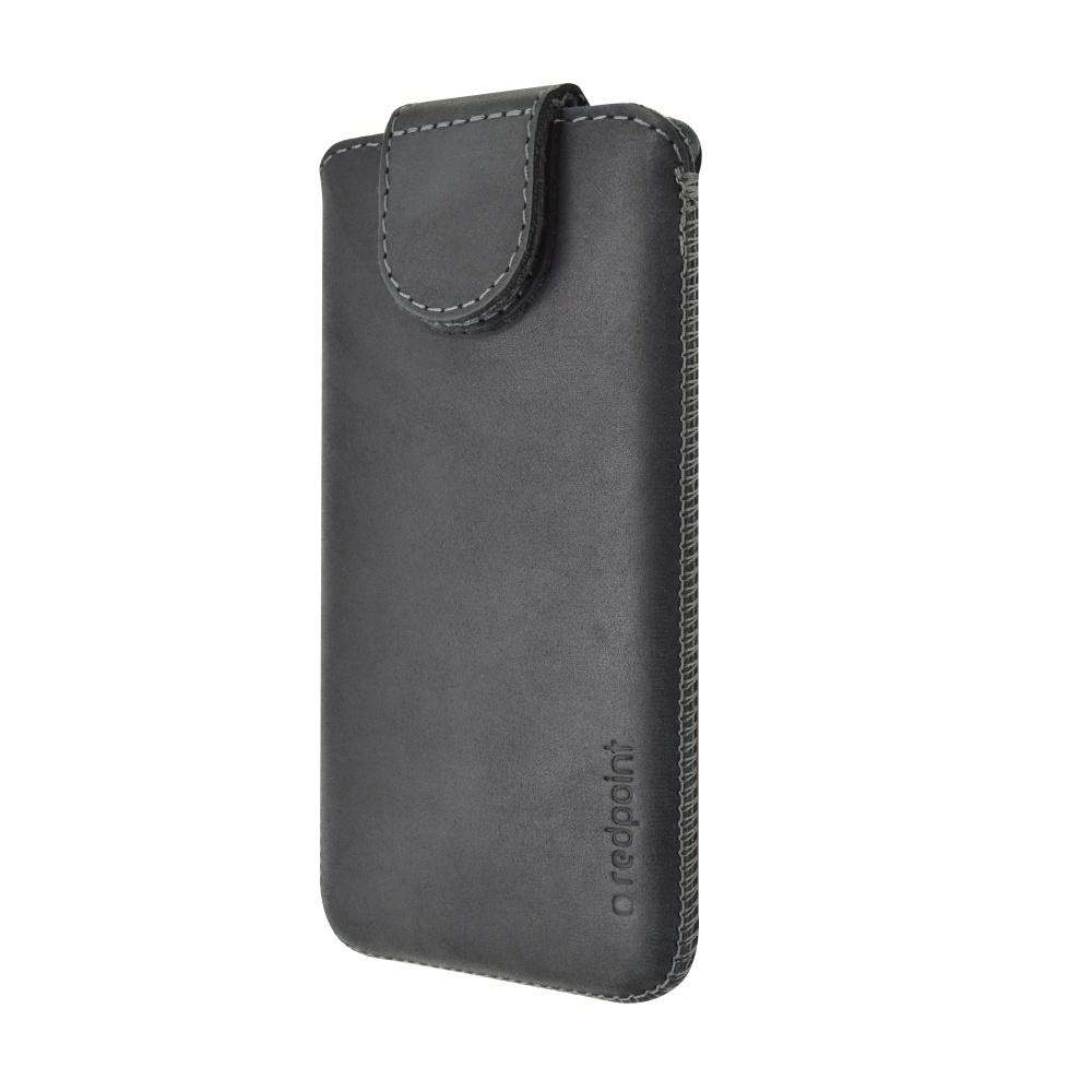 FIXED Redpoint Posh Kožené pouzdro pro Apple iPhone 6/6s černé