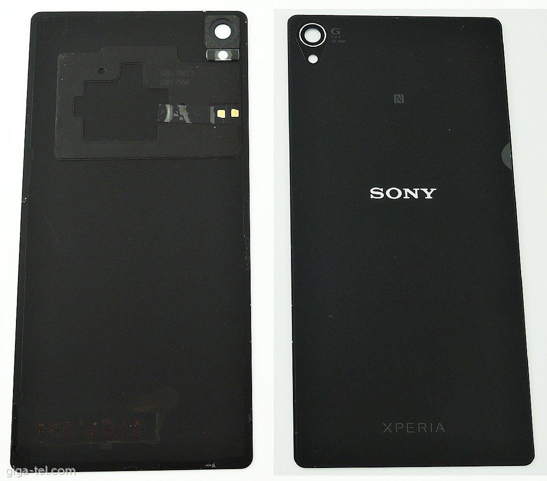 Zadní kryt baterie na telefon Sony Xperia Z5 E6653 černý