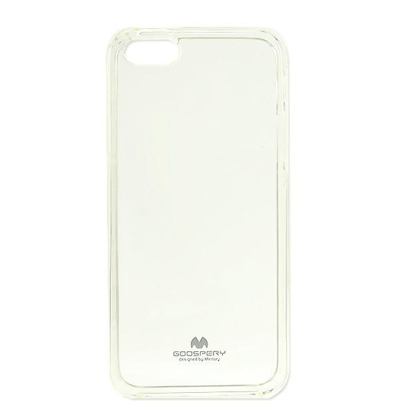 Pouzdro Mercury Jelly Case Flash na Huawei P8 Lite čiré