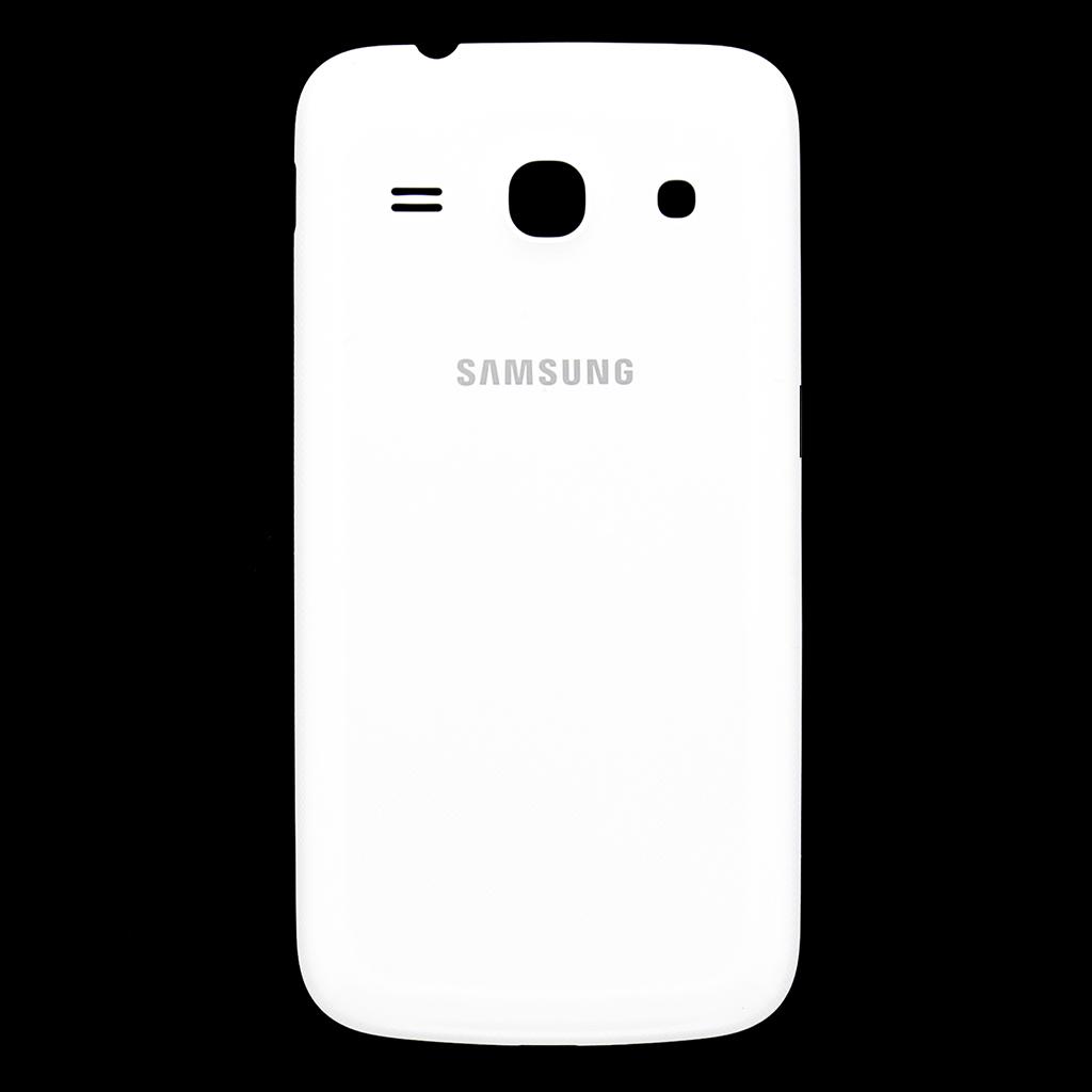 Zadní kryt baterie na telefon Samsung Galaxy S7 Edge G935 bílý
