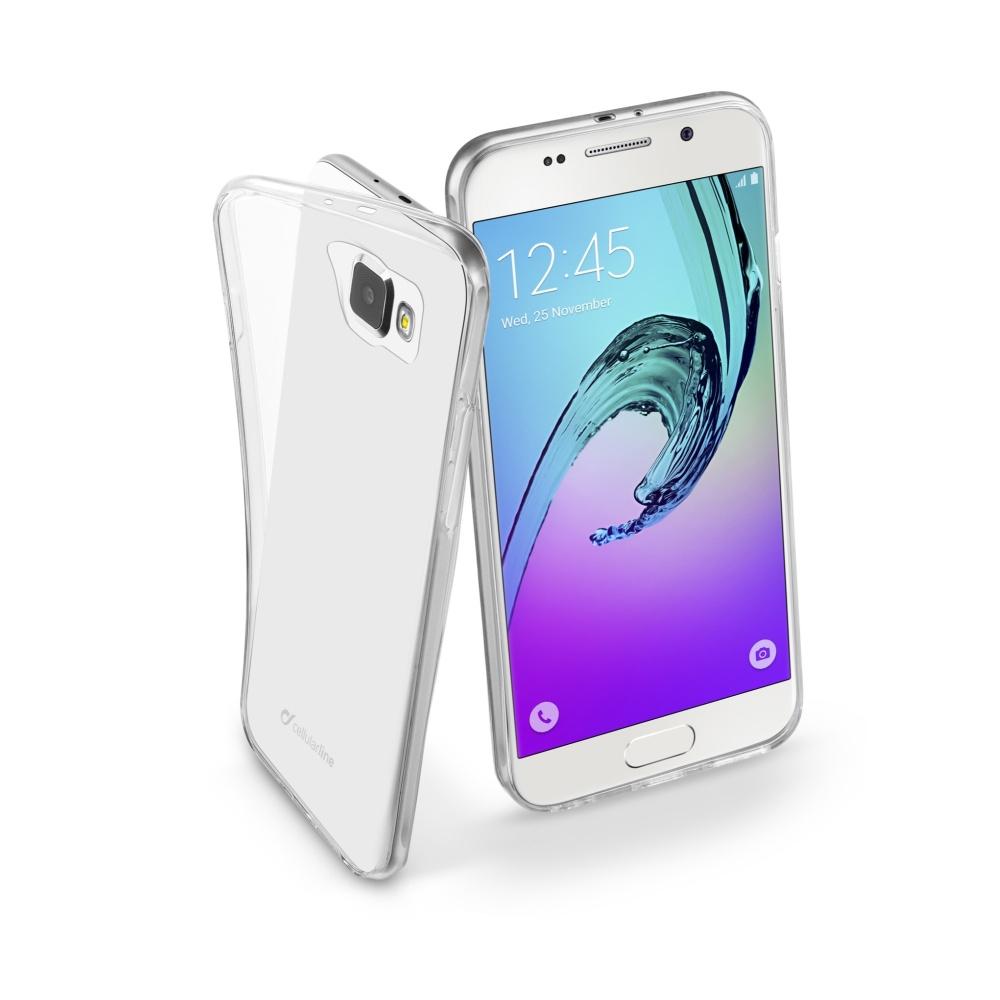 CellularLine Fine Extratenké pouzdro Samsung Galaxy A3 2016 čiré