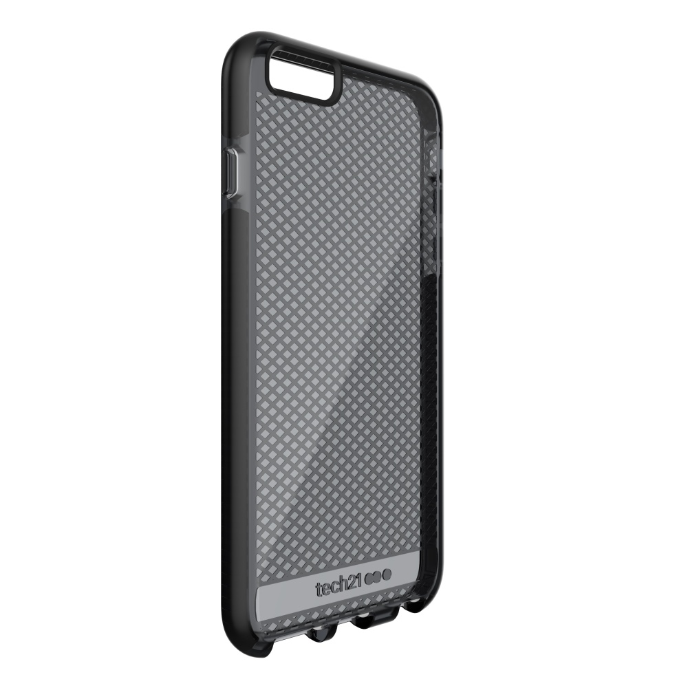 Tech21 Evo Check Zadní kryt Apple iPhone 6 Plus/6s Plus černý