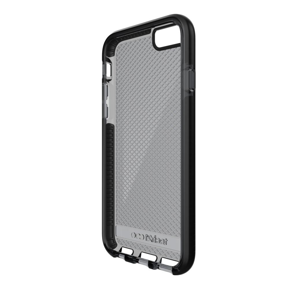 Tech21 Evo Check Zadní kryt Apple iPhone 6/6s černý