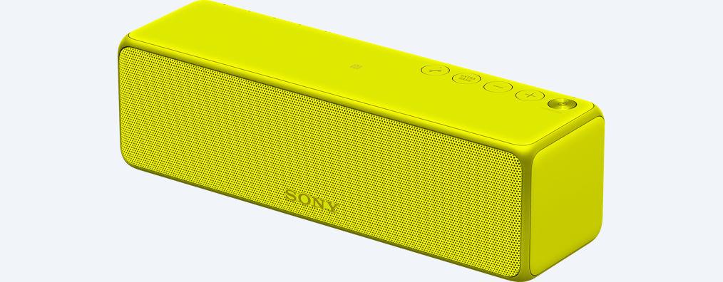 Bezdrátový reproduktor Sony SRS-HG1 ,Hi-Res, žlutý