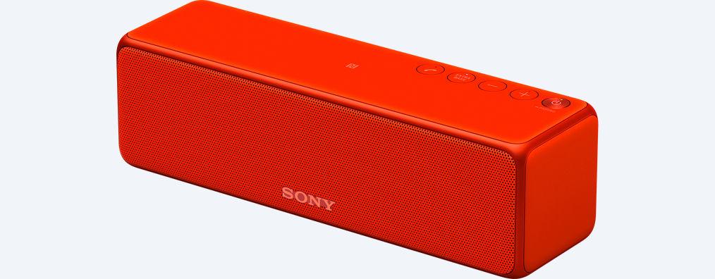 Bezdrátový reproduktor Sony SRS-HG1 ,Hi-Res, červený