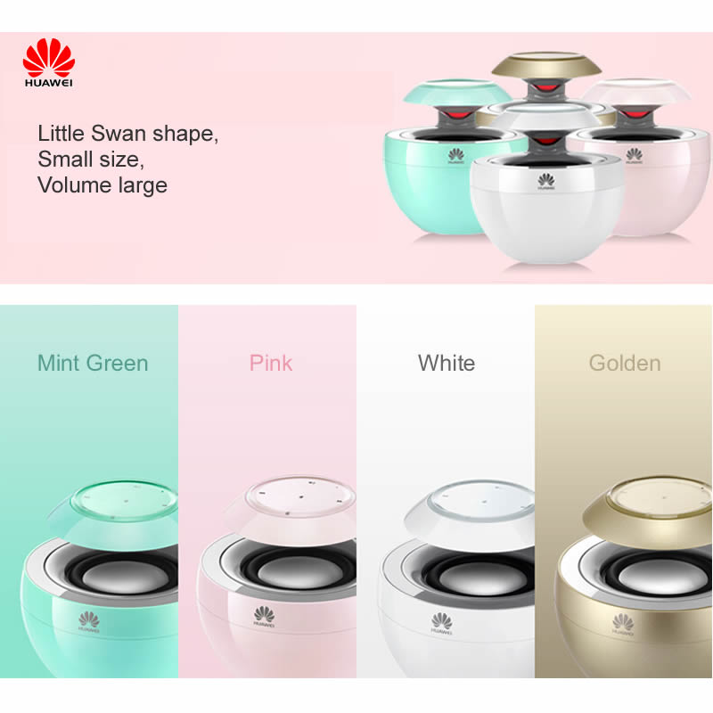 Bluetooth reproduktor Huawei AM08, pink
