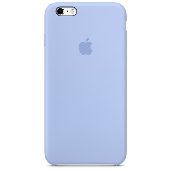 Zadní kryt na Apple iPhone 6s Plus Silicone Case - Lilac