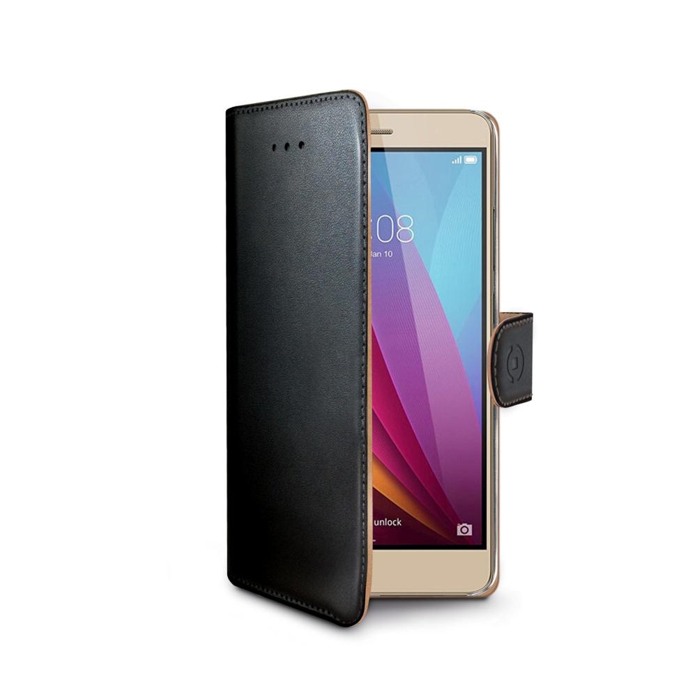CELLY Wally Pouzdro flip na Huawei Honor 5X černé