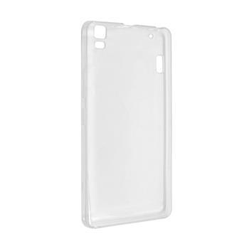 FIXED Silikonové pouzdro na Microsoft Lumia 550 bezbarvé