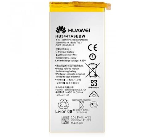 Originální baterie Huawei HB3447A9EBW 2520 mAh Li-Pol (BULK)
