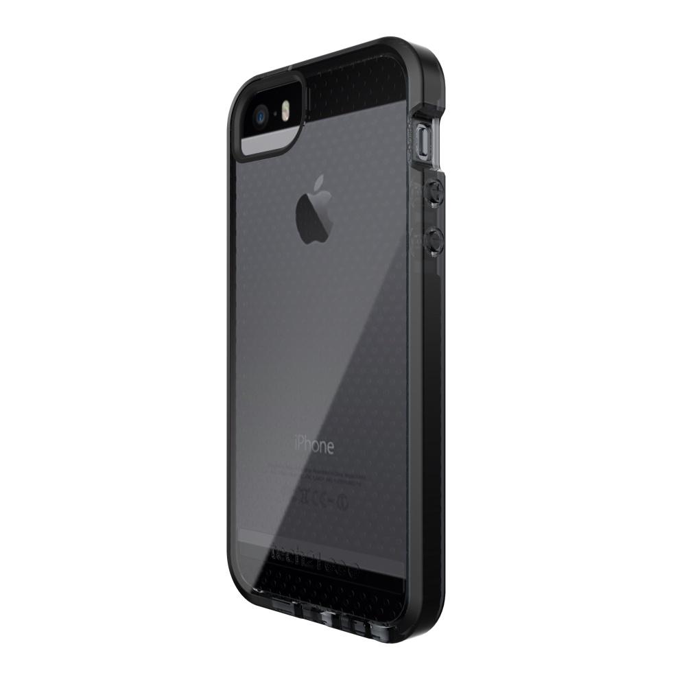 Zadní ochranný kryt Tech21 Evo Mesh pro Apple iPhone 5 5S SE bb6062122c3