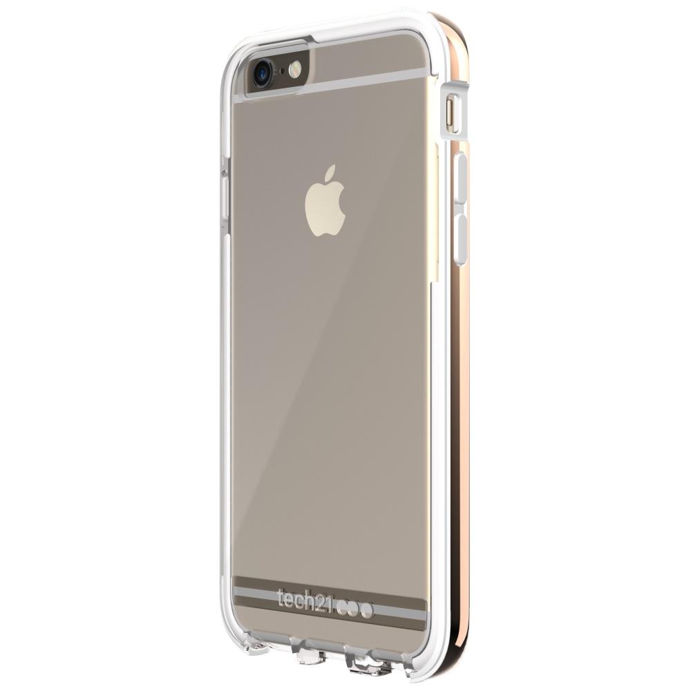Tech21 Evo Elite Zadní kryt pro Apple iPhone 6/6s zlatý