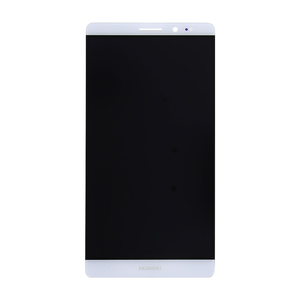 LCD display + dotyková deska pro Huawei Ascend Mate 8, bílá