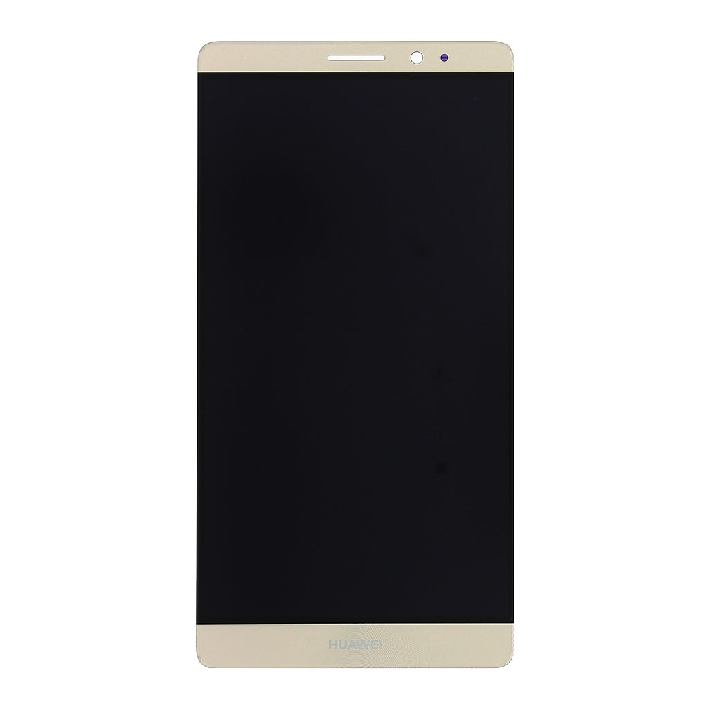 LCD display + dotyková deska pro Huawei Ascend Mate 8, zlatá