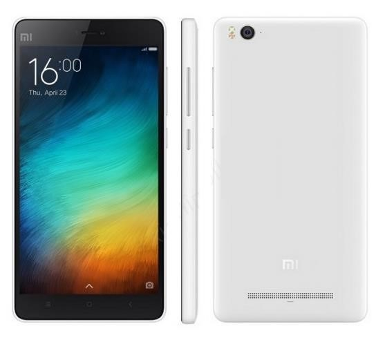 Xiaomi Mi4c Dual SIM 32GB White