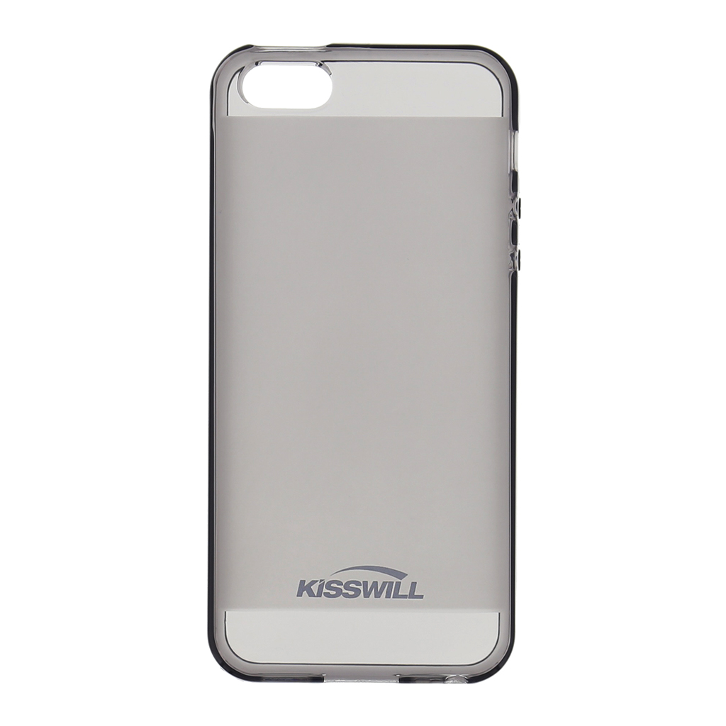 Silikonové pouzdro Kisswill pro Samsung Galaxy S7 G930 černé