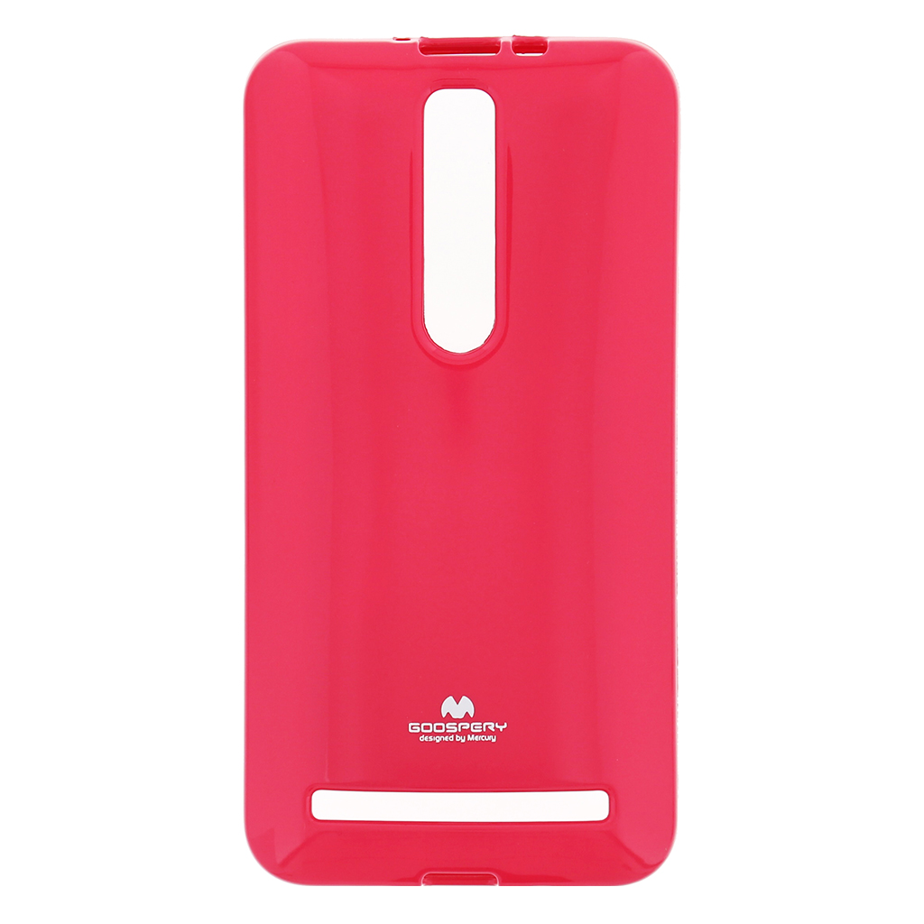 Mercury Jelly Case pouzdro pro Asus Zenfone ZD551 Selfie červené