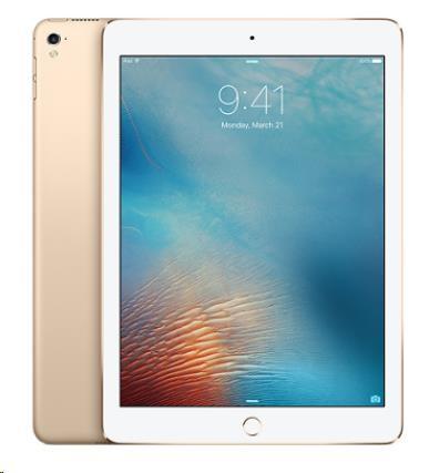 Apple iPad Pro 9.7 Wi-Fi + Cellular 256GB Gold
