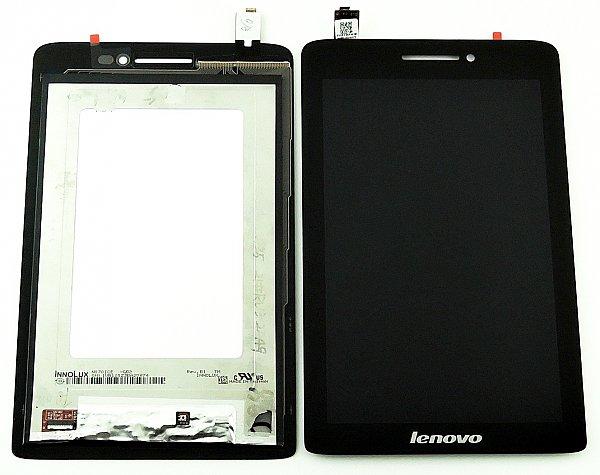 LCD Display + dotyková deska Lenovo S660 černá