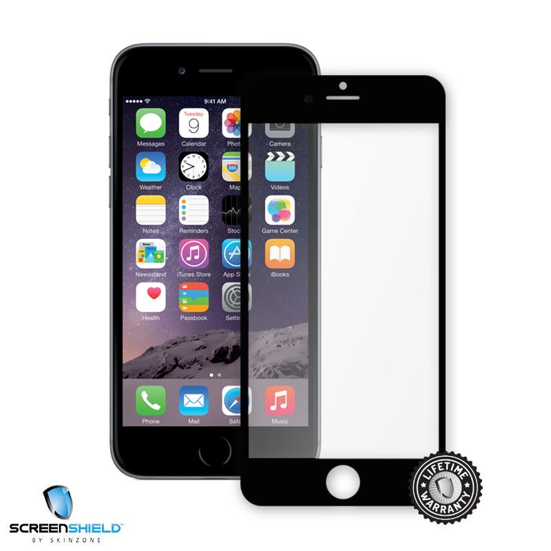 Screenshield™ tvrzené sklo pro Apple iPhone 6/6s černé
