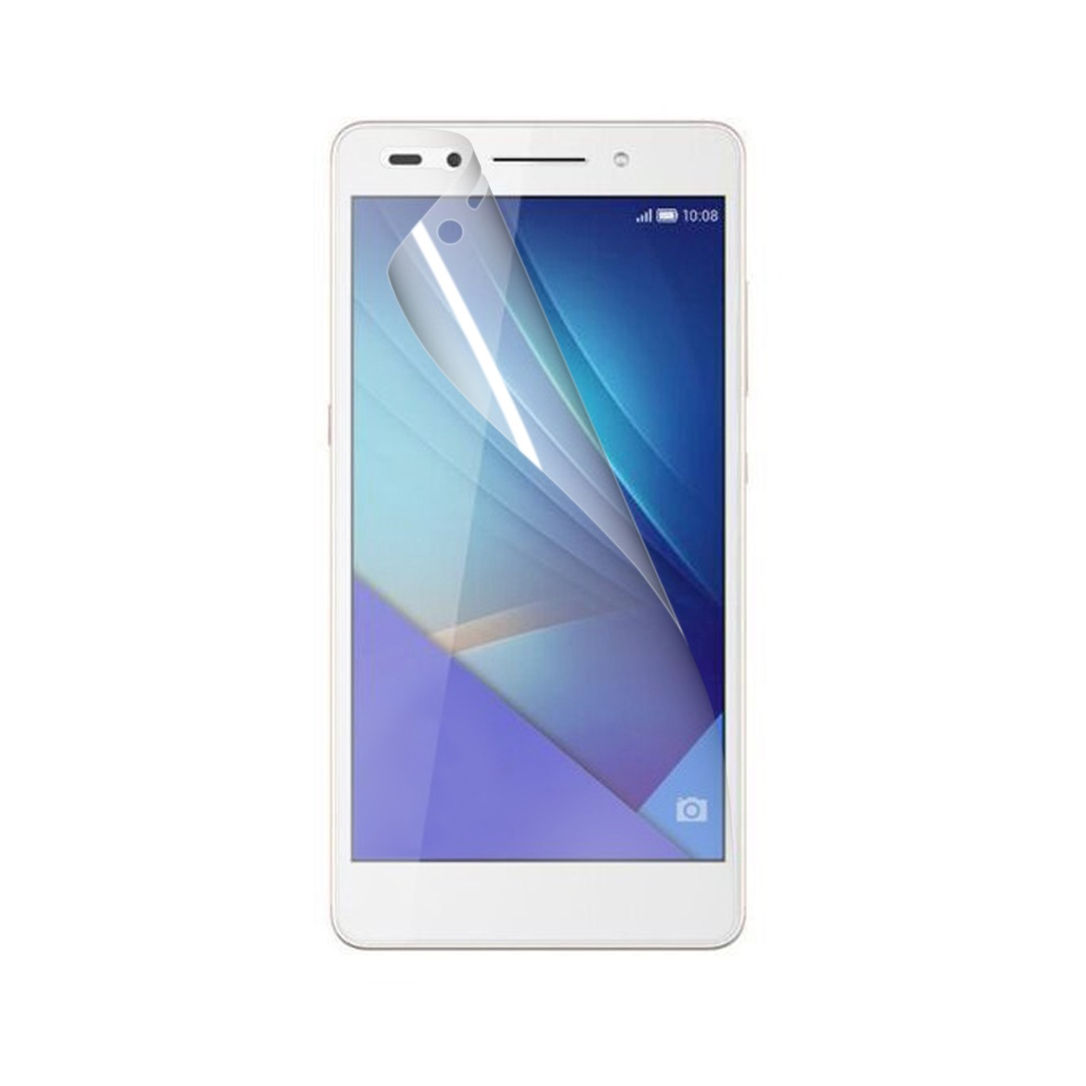 CELLY Prémiová ochranná fólie na Huawei Honor 7 lesklá 2ks