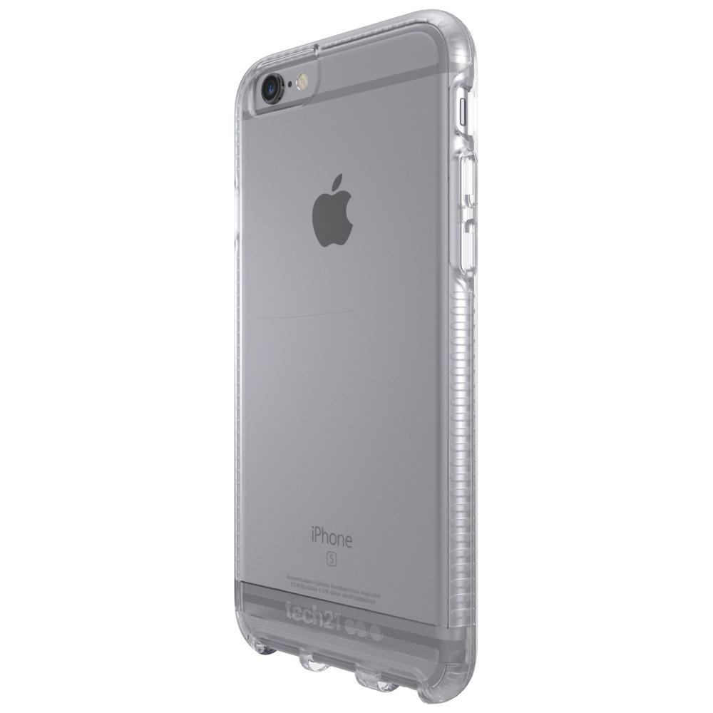 Tech21 Impact Clear Zadní kryt Apple iPhone 6/6S čirý