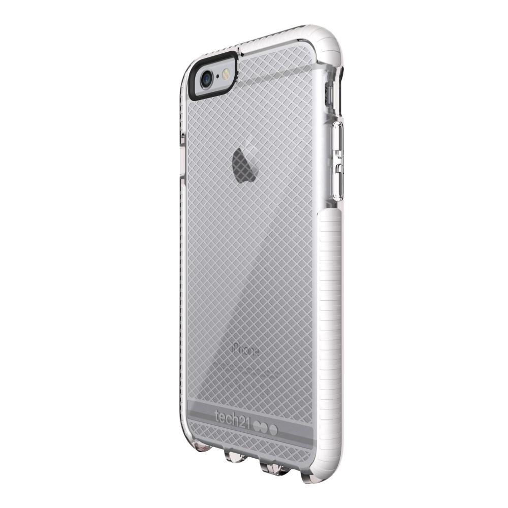 Tech21 Evo Check Zadní kryt Apple iPhone 6/6S čirý