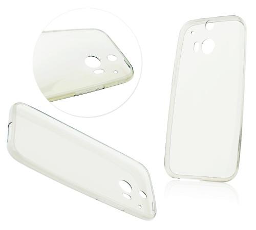 Zadní ochranný kryt Forcell Ultra Slim 0,3 mm pro Huawei Y625 čirý
