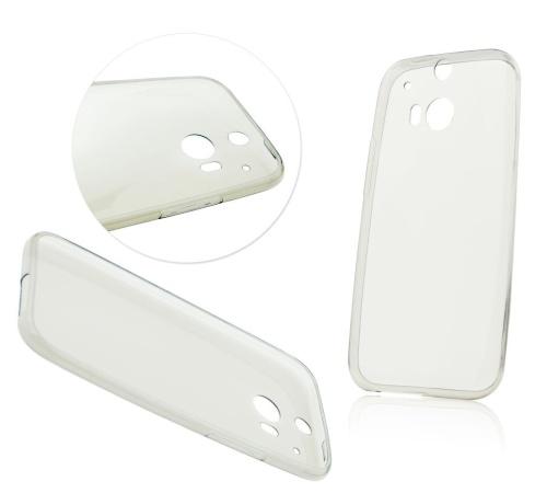 Forcell Ultra Slim silikonové pouzdro 0,3mm pro Nokia 225 čiré