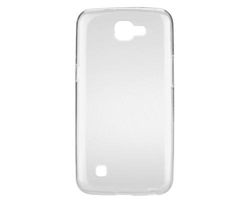 Forcell Ultra Slim silikonové pouzdro 0,3mm LG K4 LTE čiré