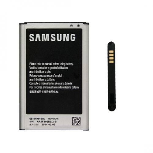 Baterie Samsung EB-BN750BB (s NFC) 3100mAh pro Samsung Galaxy Note 3 Neo (Bulk)