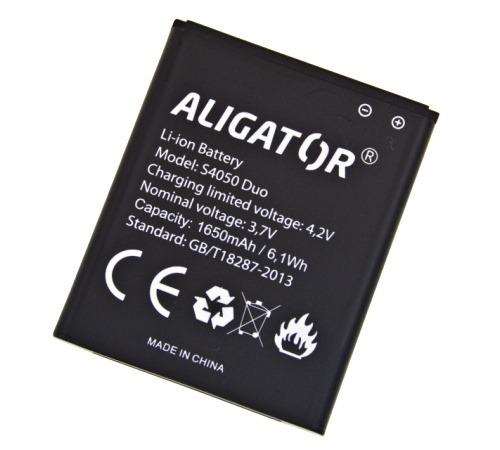 Baterie Aligator S4050 1650mAh Li-Ion