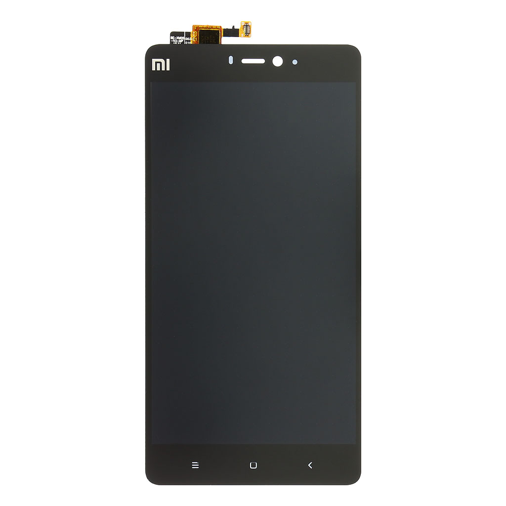 LCD display + dotyková deska pro Xiaomi mi4i, černá