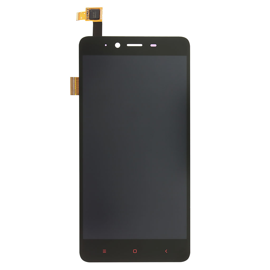 LCD display + dotyková deska pro Xiaomi Redmi Note 2, černá