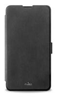 PURO flipové pouzdro na mobil Microsoft Lumia 650 černé