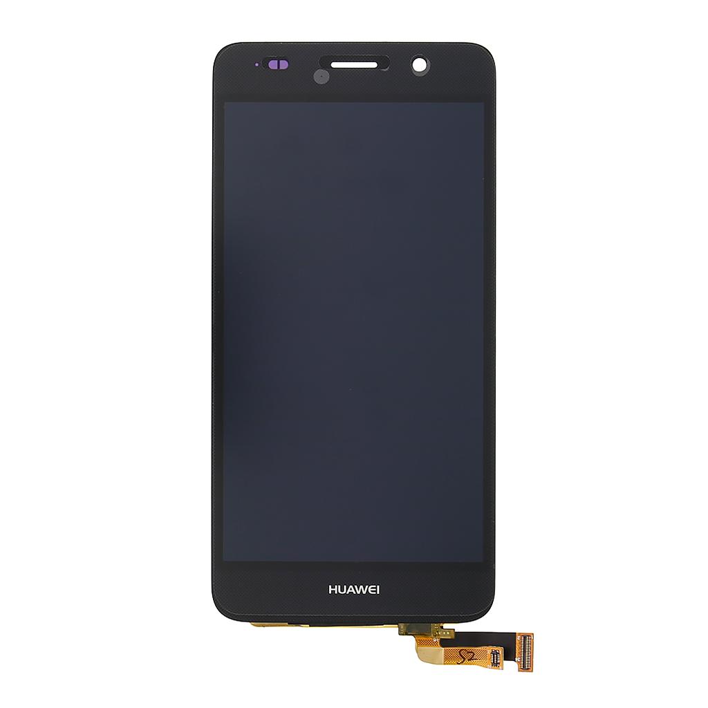 LCD display + dotyková deska pro Huawei Ascend Y6, černá