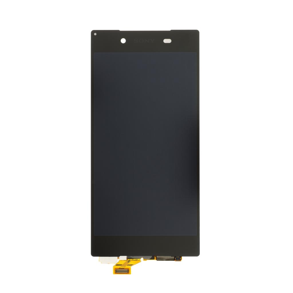 LCD display + dotyk. deska pro Sony Xperia Z5 (E6653), černá